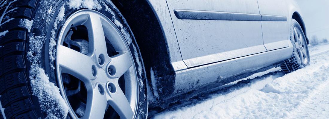 voiture en hiver